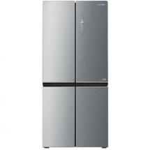 美的冰箱BCD-531WTPZV炫彩钢
